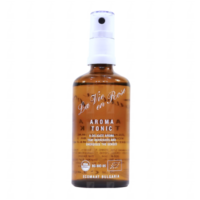 Aroma Tonic Intense Hydration La Vie en Rose