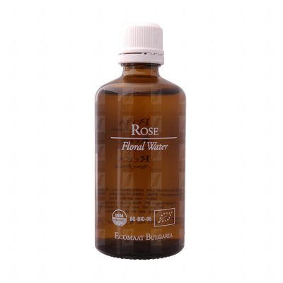 Rose Damascena organic skin toner