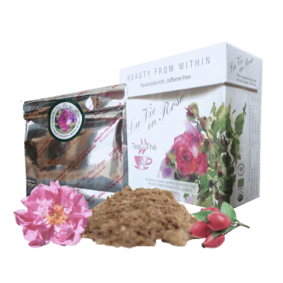 Rose Beauty Tea - La Vie en Rose