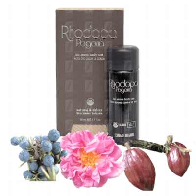 Nourishing body maintenance oil - Rhodopa