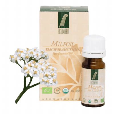 White Yarrow oil 10ml (Achillea millefoilium)